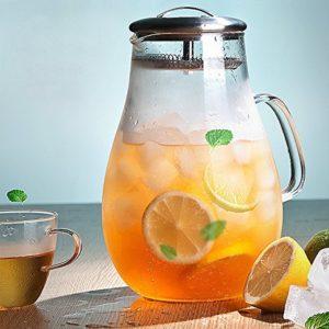 Hiware 64 Ounces Iced Tea Pitcher