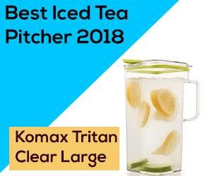 Best Iced Tea Pitcher